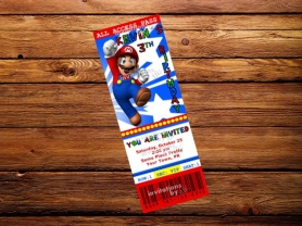 https://www.etsy.com/listing/158372801/super-mario-ticket-style-invitation