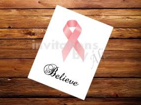 Concientización sobre el cáncer de mama.